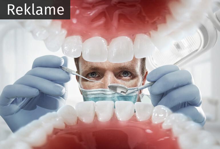 Tandlæge i Odense