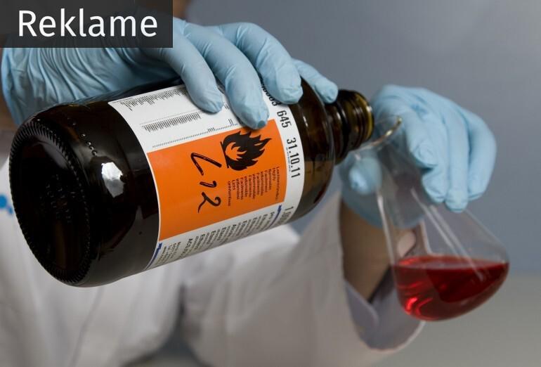 Der er masser af skadelig kemi i hudplejeprodukter! Undgå det med naturlig hudpleje