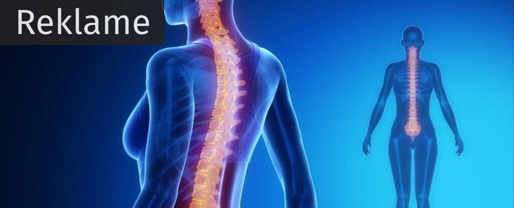 Et sundt live starter med ryggen