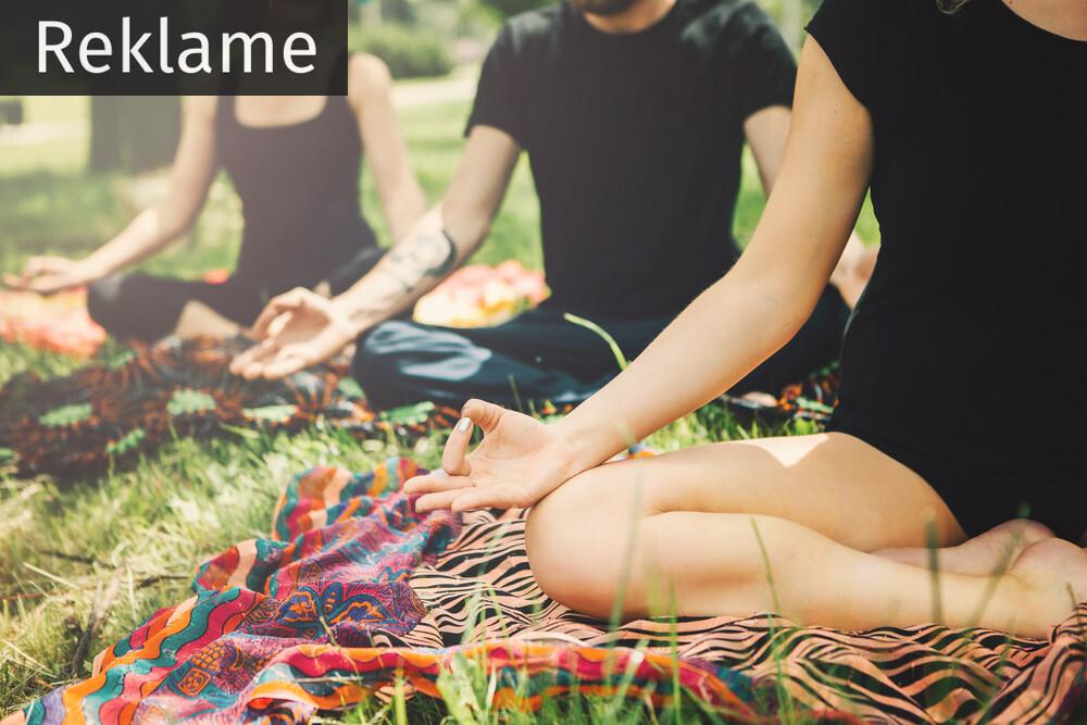 Yoga er godt for både krop og sjæl: Dét får du ud af det