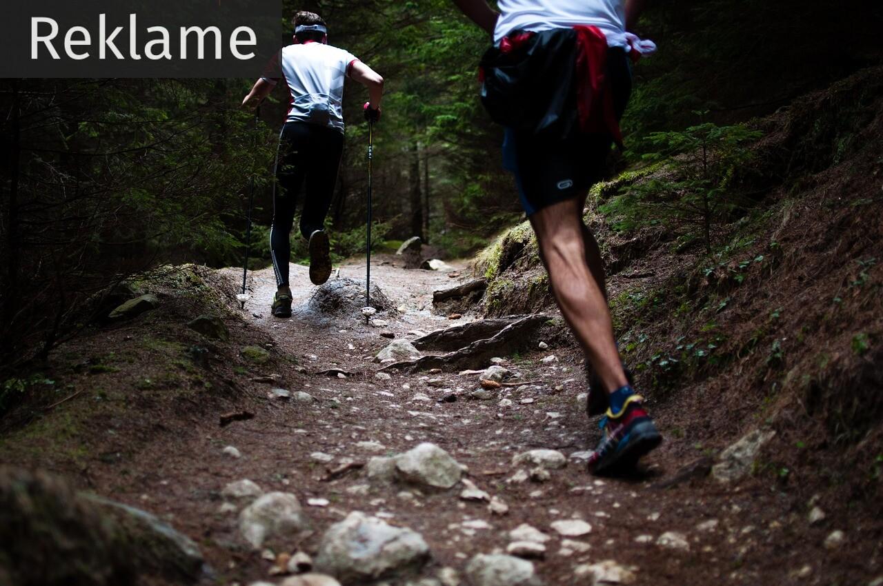 Derfor skal du løbe trail løb