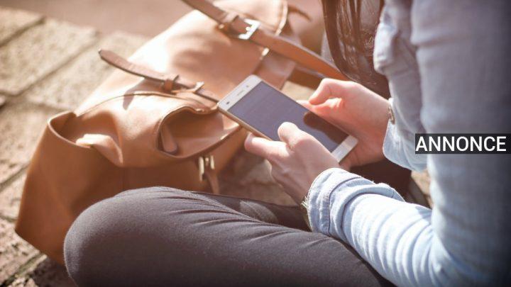 Derfor skal du bruge din mobiltelefon mindre i dagligdagen